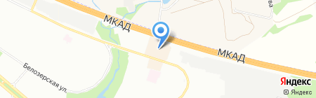 1000 p.m. на карте Москвы