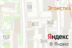 Схема проезда до компании Центр Евразийского сотрудничества и развития в Москве