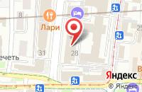 Схема проезда до компании Аукционный Дом Совком в Москве