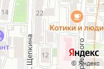 Схема проезда до компании Адвокатский кабинет Мантеевой Ж.Е. в Москве