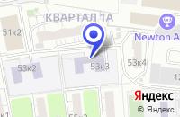 Схема проезда до компании ГАЗОВОЕ ПРЕДПРИЯТИЕ МОСАВТОГАЗ в Москве