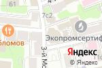 Схема проезда до компании Центральный коммерческий банк в Москве