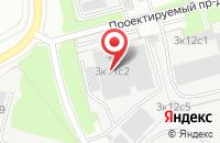 Схема проезда до компании Тд Премиум в Москве