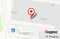 Схема проезда до компании Ситистройсервис в Москве