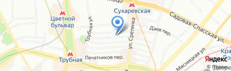 Кей энд кей легал солюшнс на карте Москвы