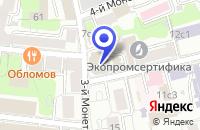 Схема проезда до компании ЦЕНТРАЛЬНЫЙ БАНК РФ в Москве