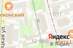 Схема проезда до компании Ноутбук Профи в Москве