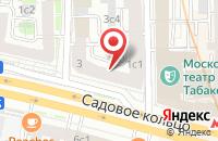 Схема проезда до компании Нэшнл Медиа Сервис в Москве