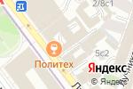 Схема проезда до компании Calabach в Москве