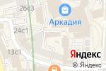 Схема проезда до компании Московский центр авторской песни в Москве