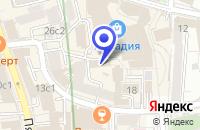 Схема проезда до компании ДОМ САМОДЕЯТЕЛЬНОГО ТВОРЧЕСТВА в Москве