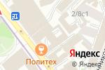 Схема проезда до компании N1 Group в Москве
