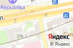 Схема проезда до компании Beauty People в Москве