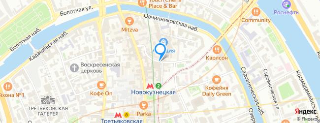 Большой Овчинниковский переулок