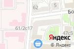 Схема проезда до компании Аптека Для Вас в Москве