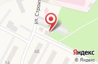 Схема проезда до компании Ярославна в Троицком
