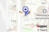 Схема проезда до компании АКБ РУССКИЙ ИНДУСТРИАЛЬНЫЙ БАНК в Москве