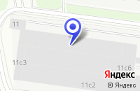 Схема проезда до компании ПРОЕКТНАЯ ФИРМА ДПРОЕКТ в Москве
