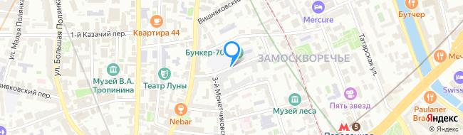 переулок Новокузнецкий 2-й