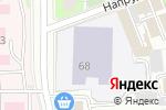 Схема проезда до компании Средняя общеобразовательная школа №2107 с дошкольным отделением в Москве