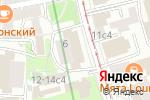 Схема проезда до компании SOTWORK в Москве