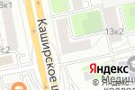 Схема проезда до компании ПрофиСтрой в Москве