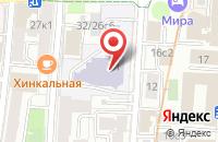 Схема проезда до компании Инвестгрупп в Москве
