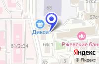 Схема проезда до компании ТФ МЕДТЕХНИКА ДЛЯ ВАС в Москве