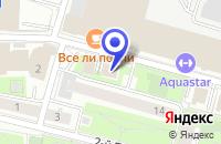 Схема проезда до компании ТРАНСПОРТНАЯ КОМПАНИЯ ТРАНСТЕХНОРЕСУРС в Москве