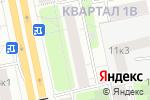 Схема проезда до компании Док Профиль в Москве