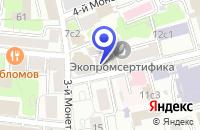 Схема проезда до компании КЛИРИНГОВЫЕ ТЕХНОЛОГИИ в Москве