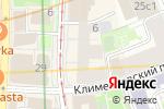 Схема проезда до компании Российское Трансгуманистическое Движение в Москве