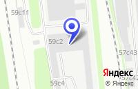 Схема проезда до компании ТВОРЧЕСКОЕ ТЕЛЕВИЗИОННОЕ ОБЪЕДИНЕНИЕ в Москве