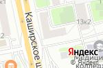 Схема проезда до компании MartStroy в Москве