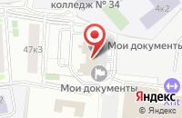 Схема проезда до компании  Московский центр развития предпринимательства в Москве