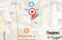 Схема проезда до компании ИМА-пресс в Москве