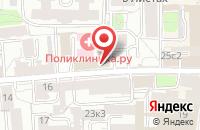 Схема проезда до компании Вбс Паблишинг в Москве