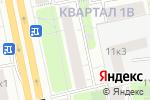Схема проезда до компании Девясил в Москве