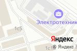 Схема проезда до компании Eko в Москве