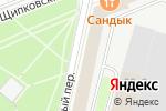 Схема проезда до компании Моспуфик в Москве
