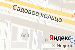 Схема проезда до компании Огни в Москве