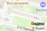 Схема проезда до компании LeVeL в Москве