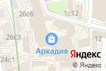 Схема проезда до компании Весна в Москве