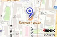 Схема проезда до компании МЕБЕЛЬНЫЙ МАГАЗИН ДЭФО в Москве