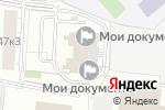 Схема проезда до компании Маршал Эстейт в Москве