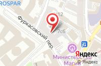 Схема проезда до компании Медиакомплимент Групп в Москве
