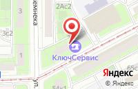 Схема проезда до компании Синар/Брон/Фоба в Москве