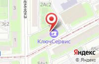 Схема проезда до компании Инваинжиниринг в Москве