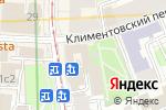 Схема проезда до компании Global-cartridge в Москве
