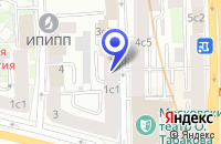 Схема проезда до компании МЕБЕЛЬНЫЙ САЛОН КУХНИ А ЛА КАРТ в Москве
